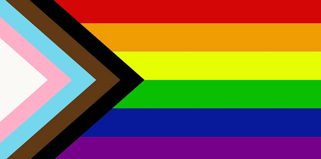 New Pride Flag